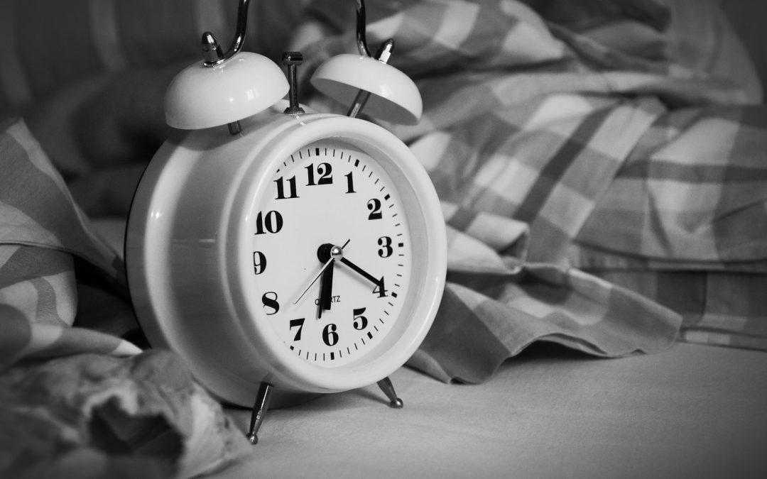 Is God fast asleep?