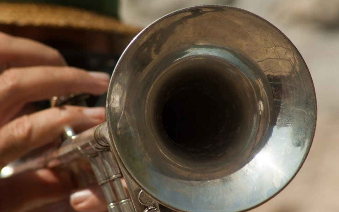 The Sound of the Trumpet!